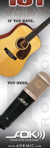 ADK Recording 101