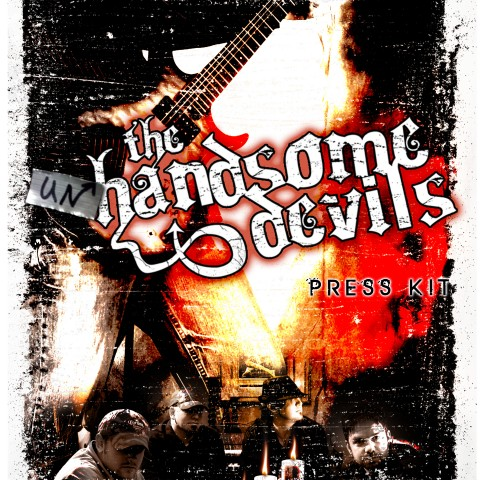 The unHandsome Devils Promo Cover
