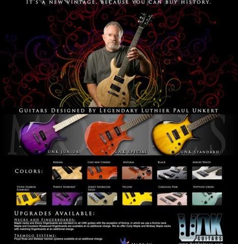 UNK Promo Flyer