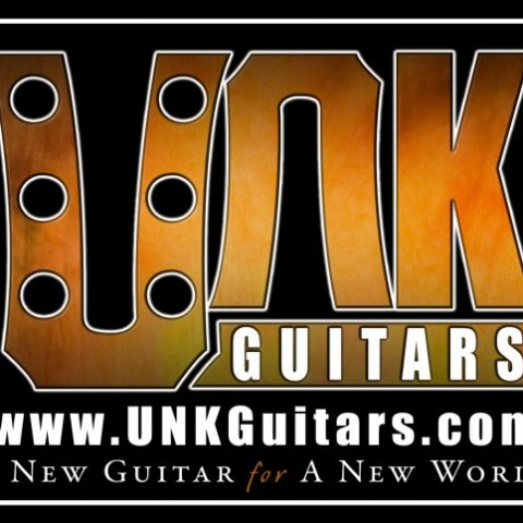 UNK Guitars Sticker 1