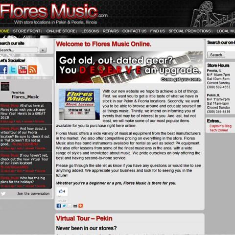 Flores Music