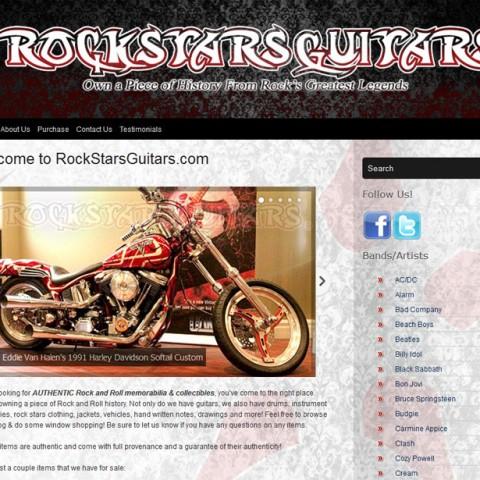 Rockstars Guitars