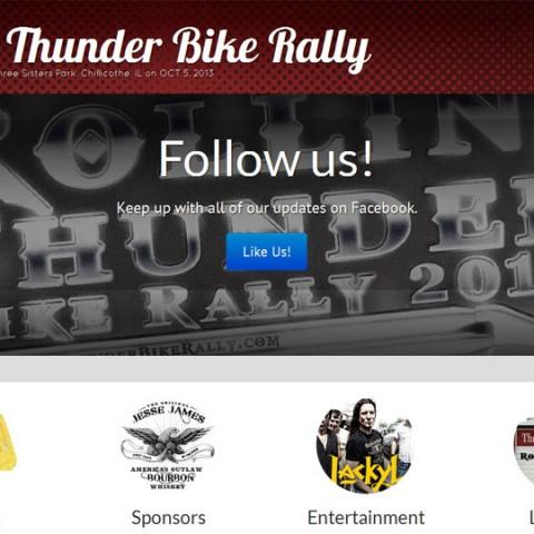 Rollin' Thunder Bike Rally