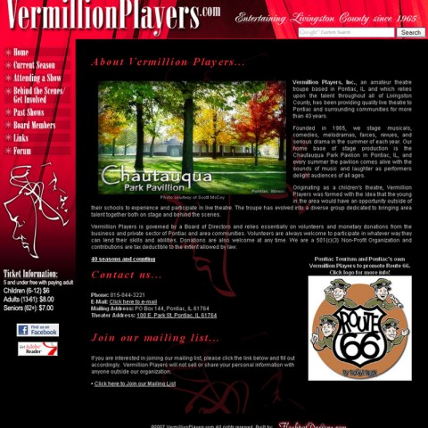 Vermillion Players